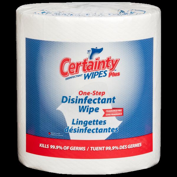 Plus Disinfectant Wipes